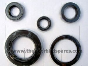 Oil Seal Set, Engine & Gearbox, BSA A50 & A65 All Models